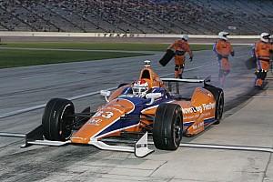 Kimball finishes 17th at Texas 550
