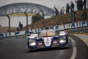 Busy Le Mans test day for Toyota Racing