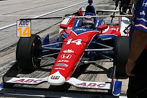 Sato bounced back to finish 11th on Texas 550