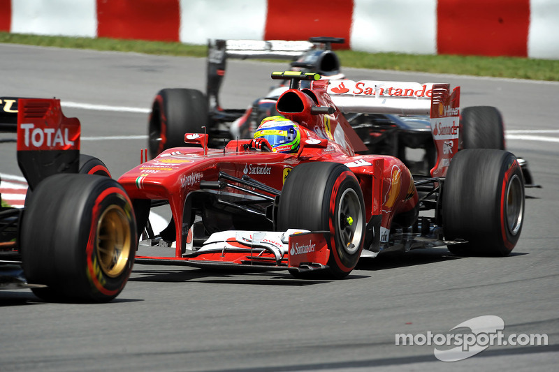 Massa 'calm' about future beyond 2013 contract