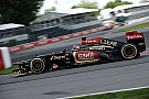 Lopez denies Allison absence causing Lotus slump