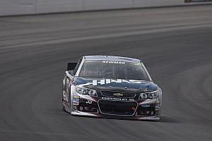 Newman finishes fifth at Pocono