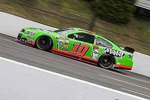 First Sprint Cup start at Michigan for Patrick