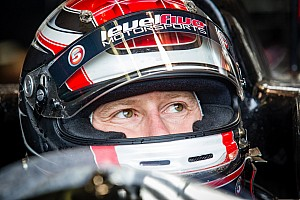Busy week for Level 5 Motorsports driver Ryan Briscoe