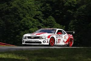 Stevenson Motorsports on Mid-Ohio podium
