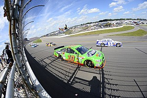 Patrick finds 13 'lucky' at Michigan