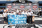 Biffle gives Ford 1,000th NASCAR victory at Michigan International Speedway