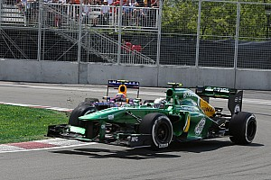 Caterham reserves judgement on 2013 drivers