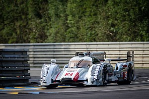 Audi and Porsche lay down a marker!