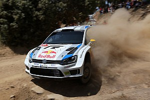 A cool result in hot conditions: Ogier and Volkswagen in the lead in Italy