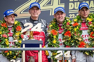 Audi, Morgan and Porsche emerge victorious at Le Mans in a race marred by a fatal accident