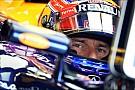 Following Mark Webber's announcement - Red Bull