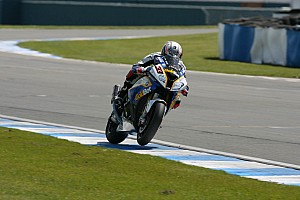 BMW teammates performed a good job on qualifying practice at Imola