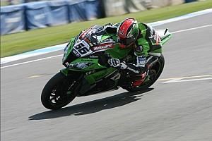 Sykes rode his Kawasaki to Imola Superpole