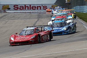 Bob Stallings Racing, Gurney and Fogarty endure a disappointing day at The Glen