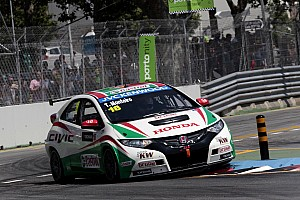 Small rewards for hardworking Hondas on Races 1,2 in Porto