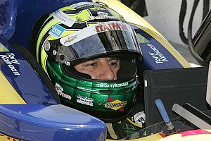 Al Unser talks about the feat Tony Kanaan can achieve in taking $1M