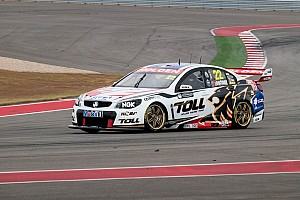 Reynolds, McLaughlin and Courtney set the early pace in Townsville practice