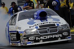 Kalitta, J.Force, Johnson and Ray lead Friday qualifying in Ohio