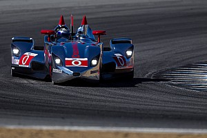 DeltaWing qualifies 12th overall at Lime Rock