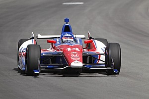 Takuma Sato qualifies eighth for Pocono 400 but will start 7th