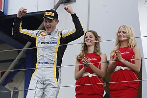 Ericsson and Richelmi bring a smile to DAMS' face at Nurburgring