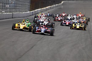 Team's best result for Marco Andretti at Pocono