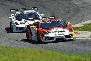 Alex Welch takes victory in GMG sweep of Lamborghini Super Trofeo Series