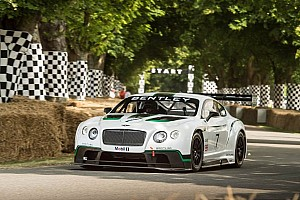 Bentley reveals Continental GT3 details at global debut