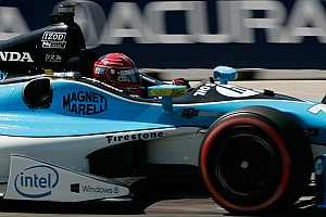 Pagenaud 8th, Vautier 19th in Toronto street fight on Saturday