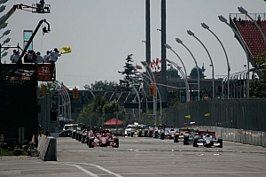 IndyCar to use standing start for Toronto's Race 2