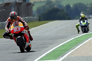 Bridgestone: Marquez marches to the top of the standings after stunning Sachsenring victory