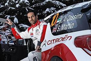 Al Qassimi eyes changes in WRC fortunes for Abu Dhabi Citroën partnership