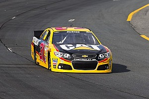 Cool-Down Lap: Is Jeff Burton dreaming, or can he really make the Chase?