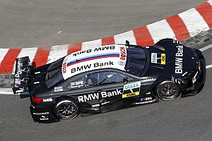 Four BMW drivers in the points at a scorching-hot Norisring