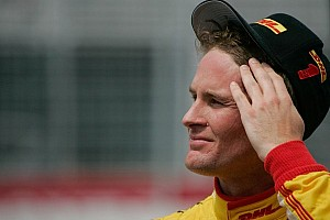 "Hunter-Reay takes ""Best Driver"" ESPY"