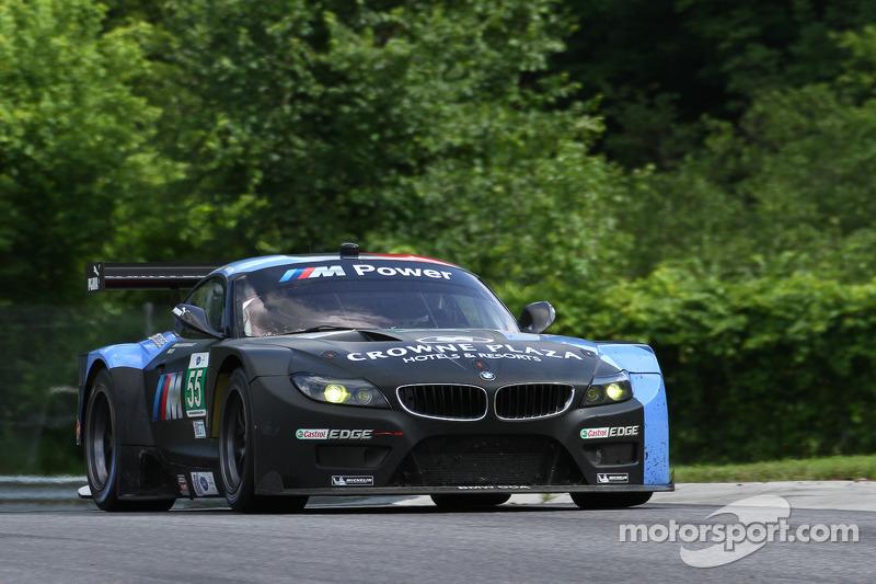 BMW Team RLL's season speeds up beginning at CTMP