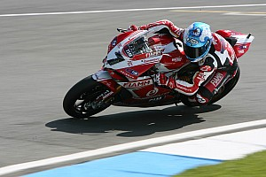 Checa fourth for Ducati in Moscow's Friday qualifying