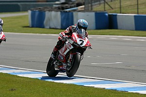 Checa and Team SBK Ducati Alstare qualify sixth for tomorrow's SBK races at Moscow Raceway