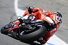 8th and 10th in qualifying for Ducati Team at Laguna Seca