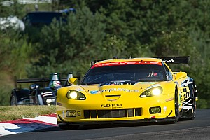 Corvette Racing in Canada: Second, sixth in GT qualifying