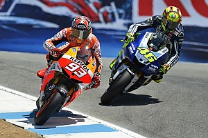 Stunning Marquez seals third victory of the year at Laguna Seca