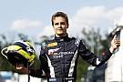 Tom Dillmann grabs maiden GP2 pole at the Hungaroring circuit