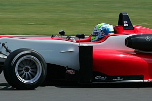 Buller victorious in race one at Spa