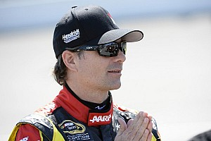 It's hammer-down time for Jeff Gordon
