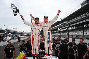Dalziel, Popow win for Starworks in Brickyard Grand Prix