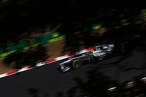 Silverstone ban didn't hurt Mercedes - Hembery