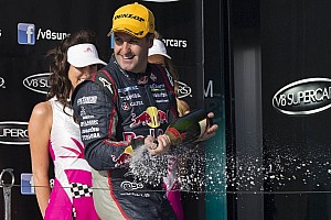 Whincup the master - from devastation to elation at Ipswich