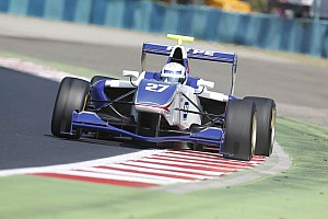 Vainio holds off Daly for win in Budapest
