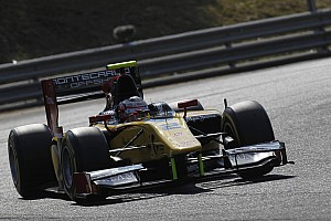 Excellent fifth place for Richelmi in Race 1 at the Hungaroring circuit